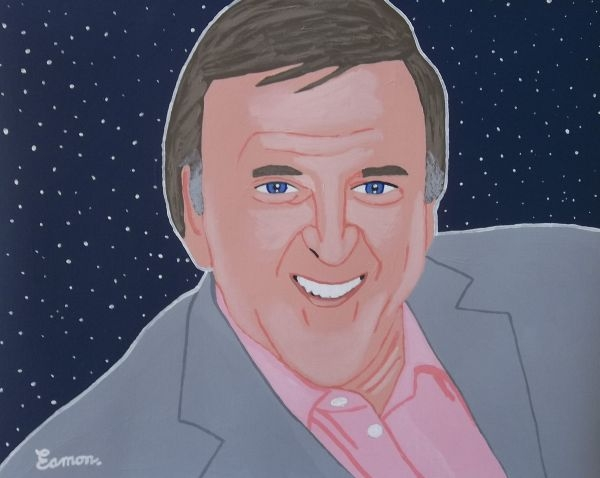 Terry Wogan by EAMONREILLY